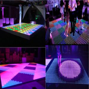 LED 8*8 Pixels Digital Dance Floor Light pictures & photos