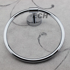 New Brass PC Circle Towel Ring (ETR-004) pictures & photos