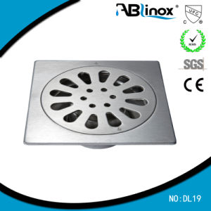 10cm SUS Swimming Pool Floor Drain pictures & photos