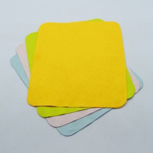 Glasses Wiping Microfiber Lens Cleaning Cloth pictures & photos