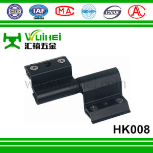 Aluminum Alloy Power Coating Pivot Hinge for Door with ISO9001 (HK008) pictures & photos