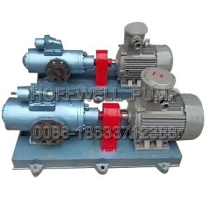 CE Approved Horizontal Multi Screw Heavy Oil Pump pictures & photos