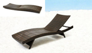 Outdoor Rattan Furniture Sun Beach Modern Lounge Leisure Chair