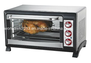 Kitchen Appliances 45L 1600W Electric Toaster Oven pictures & photos