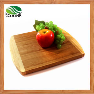 Durable Bamboo Cutting Board/ Chopping Block pictures & photos