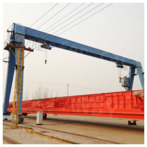 Single Girder Overhead Crane 5 Ton pictures & photos