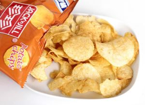 Stainless Steel Natural Fried Potato Chips Making Machine pictures & photos