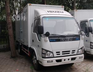 Isuzu 600p Single Row Light Van Truck (Nkr77lleacax1 pictures & photos