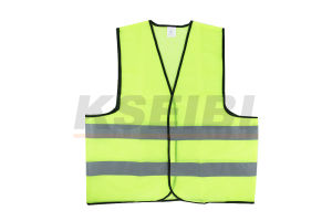 Green High Visibility Reflective for Worker Safety Vest pictures & photos