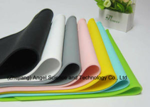 BPA Free Silicone Table Mat Pad Placemat for Kids Children Sm08 pictures & photos