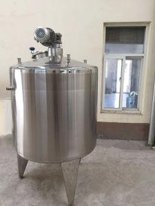 Yogurt Fermentation Jacketed Tank Mixing Tank Cooling Tank Price pictures & photos