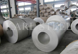 Chaozhou Cold Rolled 2b Surface/Finish Half Copper Stainless Steel Coil pictures & photos