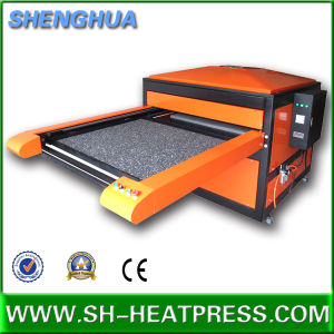 Big Size Pneumatic Sublimation Heat Press Machine for Sale pictures & photos