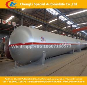 10cbm Asme LPG Storage Tank 5ton LPG Stainless Steel Tank pictures & photos