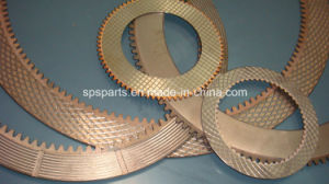 Friction Plate/ Disc/Clutch Plate/Cat/ Komatsu/Bronze/Steel Plate pictures & photos