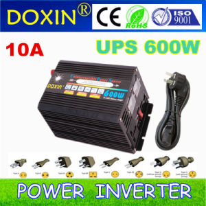 Single Output Type and 600/1200W Output UPS Power Inverter pictures & photos
