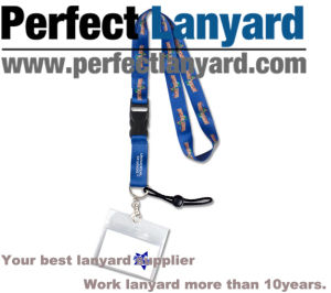 Lanyard Plus ID Card Holder Set pictures & photos