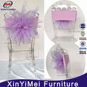 Fashion Beautiful Chair Cover, Cover for Chair, Chair Cloth (XYM-C014) pictures & photos