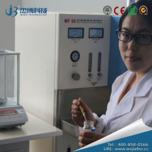 Leco Carbon Sulphur Analyzer Ceramic Crucible-Carbon Sulfur Analyser pictures & photos