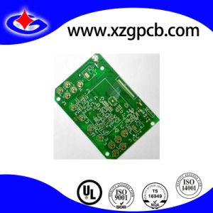 2 Layer Printed Circuit Board with Enig for Monitor PCB pictures & photos