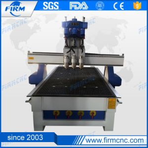 Multifunction High Speed 3-Process Woodworking CNC Router pictures & photos