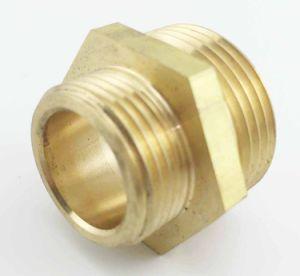 CNC Machining of Copper Jointer Part pictures & photos