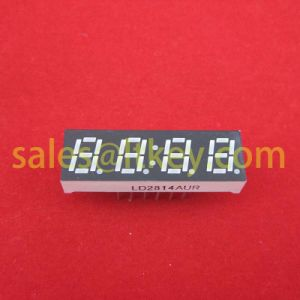 0.28 Inch 4 Digit 7 Segment LED Display pictures & photos