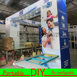 20 by 20 Modular and Flexible Exhibition Booth Stand in USA Show pictures & photos