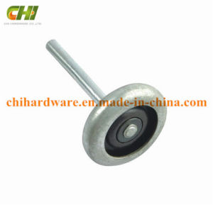 Steel Roller with Shaft, Sectional Garage Door Nylon Roller pictures & photos