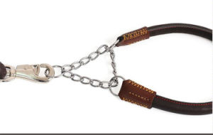 Dog Collar Best Full Grain Heavy Duty Genuine Leather Collar pictures & photos