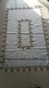 Rectangle Lace Table Cloth 2016 New Design pictures & photos