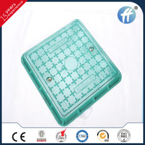 D400 Square SMC/DMC Manhole Cover