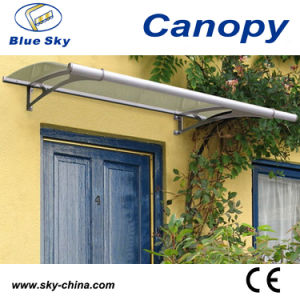 Outdoor Aluminum and Polycarbonate Door Canopy (B900) pictures & photos