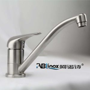 Stainless Steel Sink Faucets Mixers & Taps Ab101 pictures & photos