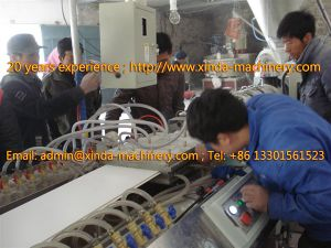 PVC Ceiling Board Production Line pictures & photos