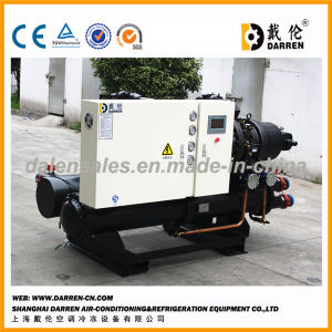 Screw Type Water Cooling Evaporative Chiller pictures & photos