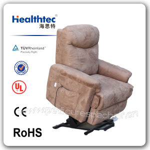 2015 Fabric Material Electric Lift Chair (D03) pictures & photos