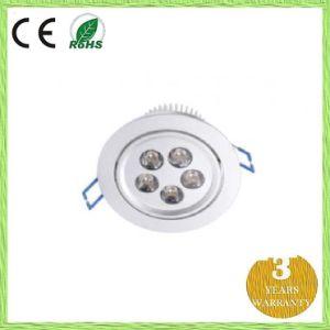 12c/24V 5W LED Down Light for Room Lighting pictures & photos