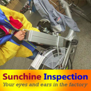 Scooter Inspection and Quality Control Services in Zhejiang and Guangdong pictures & photos
