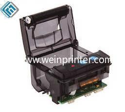 58mm Paper Width Receipt Panel Printer
