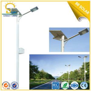 8m 60W Solar LED Streetlight with 10 Years Experience pictures & photos