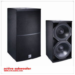"15"" Two Way Powered Speaker pictures & photos"