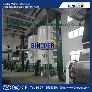 Corn Oil Processing Plant / Rice Bran Oil Extraction Machine, Sesame/Soybean Oil Mill Plant pictures & photos
