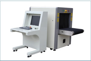 Station Baggage Checking Euipment X-ray Baggage Scanner pictures & photos
