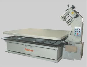 Tape Edge Machine for Sewing Mattress pictures & photos