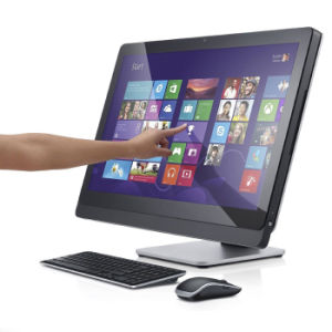 23′′ Intel Core I5 LCD TV 1tb Windows 8 All in One PC Touch Screen Desktop Computer