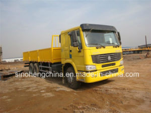 25ton Sinotruk HOWO 6X4 Heavy Duty Cargo Lorry Truck pictures & photos