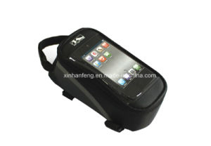 Waterproof Bicycle Top Tube Bag for Bike (HBG-045) pictures & photos