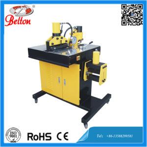 Hydraulic Busbar Cutting Punching Bending Machine Vhb-200 pictures & photos