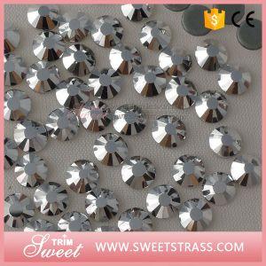 Bling Bling Bridal Dress Hotfix Rhinestone Olivine Crystal Strass pictures & photos